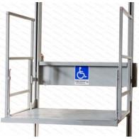 Подъемник вертикальный (подъемно-трансформируемое устройство) ПТУ-001