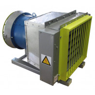 Электрокалориферная установка ЭКУ-12