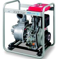 Дизельная мотопомпа для загрязненной воды YDP 40N